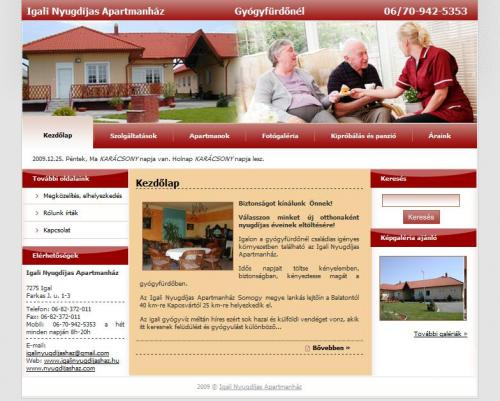 Igali Nyugdíjasház