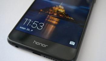 Honor 8 teszt